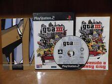 Grand Theft Auto 3 - PS2 PAL