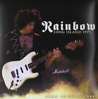 RAINBOW - LONG ISLAND 1979 2 VINYL LP NEU