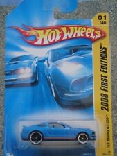 Hot Wheels First Editions Shelby Diecast Racing Cars