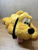 Disney Pluto Plush 15 Inch Soft Toy Teddy Mickey Mouse Large Dog Disney