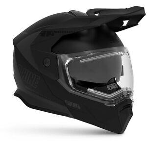 509 DELTA R4 IGNITE MODULAR Snowmobile Helmet BLACK OPS Heated Shield - MEDIUM