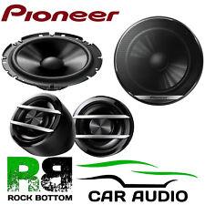Pioneer PEUGEOT 206 1998 On 600 Watts Component Front Door Car Speakers