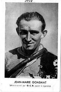 cyclisme Jean Marie GOASMAT