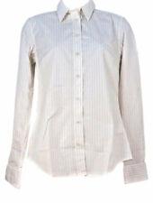 T-shirt, maglie e camicie da donna a manica lunga bluse bianchi