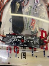 Emcotec DPSI MICRO DUAL BATTERY MAGNETIC POWER SWITCH A11052 Rc 5.9/7.2 V Jr