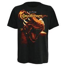 DRAKENSANG - Dragon - Das schwarze Auge - T-Shirt - Größe Size XL - Neu OVP