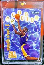 1998 Fleer Tradition Shaquille O'Neil Plus Factor Insert! Mint! Lot!!