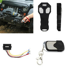 DC12V Wireless Winch Remote Control Kit  For Car Jeep ATV Warn Ramsey Superwinch