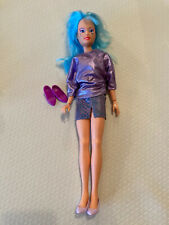 Vintage Jem And The Holograms Hasbro 1980's AJA Doll.