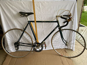 Reynolds 531 Road Bike Campagnolo Italy Components England Vintage Bicycle