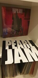Pearl Jam -  Ten  Black Vinyl album