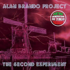 VA – Alan Brando Project: The Second Experiment CD producer Boris Zhivago