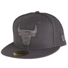 New Era 59Fifty Cap - GRAPHITE Chicago Bulls grey