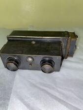 Jules Richard Verascope Stereo Camera
