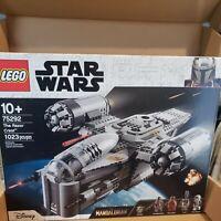 LEGO Star Wars Mandalorian The Razor Crest 75292 IN HAND SHIPS ASAP
