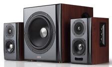 Edifier S350DB Bookshelf Speaker Subwoofer 2.1 System Bluetooth RCA Coax Optical