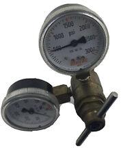 REHVAC Pressure Regulator Nitrogen CO2