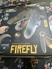 """MIMB Realistic REMOTE CONTROL Walking FIREFLY 3 Channels ZWAY 4.5"""" long  6+ Ages"""