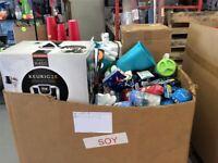 Amazon Wholesale Lot, MSRP $40 Electronics, Toys, General Merchandise