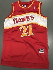 Atlanta Hawks Wilkins 1990s Vintage Jerseys
