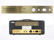 Marshall JMP 2061X Rear Faceplate
