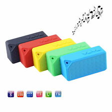 Portable Mini Wireless Stereo Bluetooth Speaker USB For iPhone Samsung iPad PC