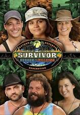 Survivor 20: Heroes and Villains 5 Discs - Online Return - New Condition #4061