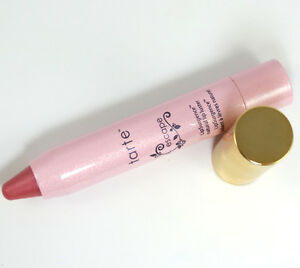 """Tarte LipSurgence Natural Lip Luster """"Escape"""" (pink) Holiday Full Size! NEW!"""