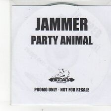 (EH373) Jammer, Party Animal - DJ CD