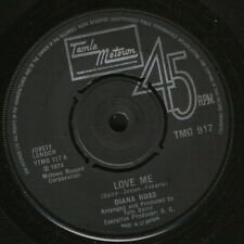 "DIANA ROSS love me/save the children TMG 917 uk motown 1974 7"" WS EX/"