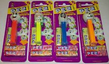 Pez Glowing Ghosts Foreign Carded Set of 4 MIP