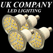E 14 - 24  SMD  DAY WHITE REPLACES 60 W LIGHT BULBS
