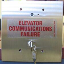 E 00006000 Levator Communications Failure , Lv-1K viking electronics