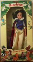 Vintage 1980's Bikin Disney Snow White Doll Loose in Damaged Original Box