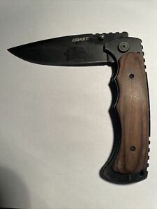 Coast FX411 Locking Flding Pocket Knife