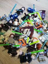 LEGO Star Wars Minifigure Jedi Packs x5 Qty - Bulk Wholesale mix
