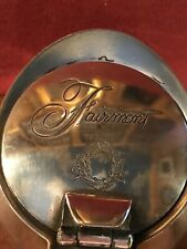 Vintage Hotel Plate Hot or Cold Liquid Pitcher Fairmont Hotel 1968