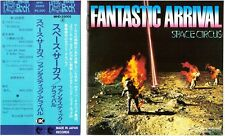 SPACE CIRCUS Fantastic Arrival CD Jazz-Rock Fusion/Prog RARE OG on Made in Japan