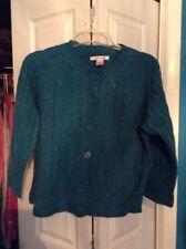 Nine & Company Cardigan Size Xl Wool/nylon/angora