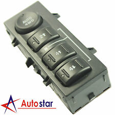 19259313 4WD 4x4 Transfer Case Selector Dash Switch For Cadillac Chevrolet GMC