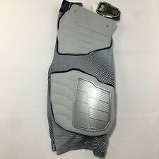 Nike Pro Combat Hyperstrong Shorts Mens Size 2XL Football Pads Silver