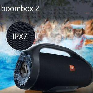 JBL BOOMBOX 2 Bluetooth Portable Wireless Bluetooth Speaker Outdoor Subwoofer
