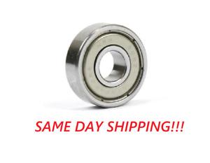 608-ZZ Premium Sealed Radial Ball Bearing, 8x22x7mm  SAME DAY SHIPPING!!!