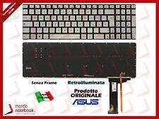 Tastiera Italiana per Notebook ASUS N552VW N552VX Retroilluminata