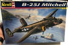 Revell 855512 1/48 B25j Mitchell Bomber Model Kit