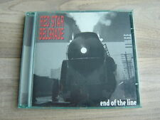 CD alt rock folk country *NEAR MINT* USA americana RED STAR BELGRADE End Of Line