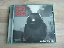 CD alt rock folk country *NEAR MINT* USA americana RED STAR BELGRADE End Of Line