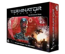 Nuevo juego de miniaturas Board Terminator Genisys