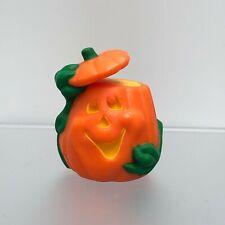 Hallmark Merry Miniatures Halloween Vintage Jack-O-Lantern 1984 Mini Figurine