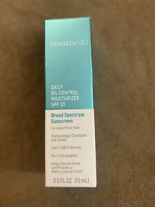 New ProactivMD Proactiv MD  Daily Oil Control 1.5oz  SPF 30 Expires 04/2021